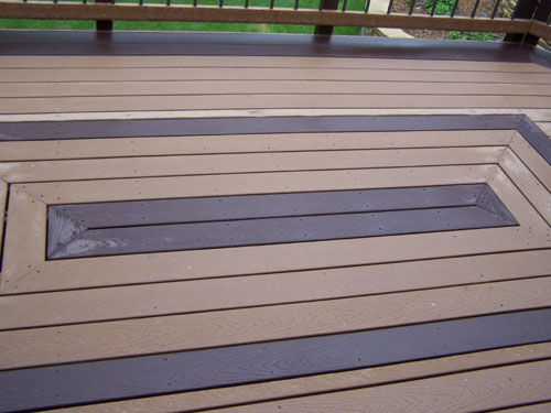 Trex Decking And Railing Products Are Made From A Unique Combination Of Reclaimed Wood Plastic Giving You The Best Qualities Both Materials